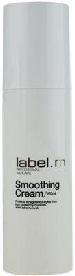 label.m Create crema alisado para cabello seco y dañado