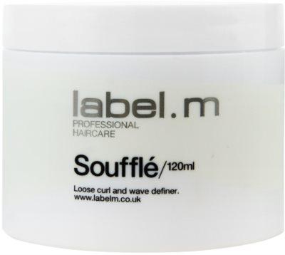label.m Create soufflé nadający objętość i blask