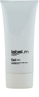 label.m Create gel de par fixare medie