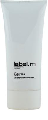 label.m Create гел за коса  средна фиксация