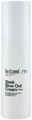 label.m Create creme suavizante  para finalização térmica de cabelo