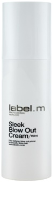 label.m Create glättende Creme für thermische Umformung von Haaren