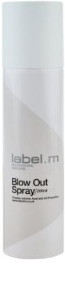 label.m Create spray  a hajformázáshoz, melyhez magas hőfokot használunk