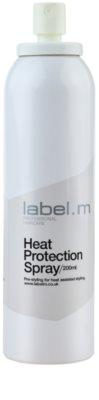 label.m Create spray protector protector de calor para el cabello 1