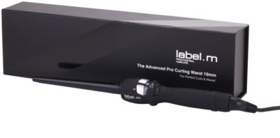 label.m Electrical The Advanced Pro Curling Wand 19 mm kodralnik za lase 1