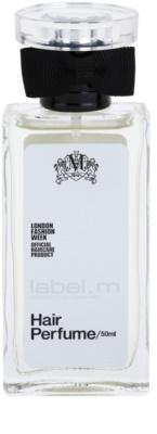 label.m Hair Care perfume para cabelos