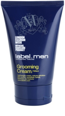 label.m Men crema suave para cabello