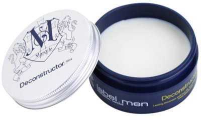 label.m Men моделираща паста  За коса 1