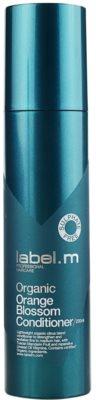label.m Organic odżywka do włosów delikatnych