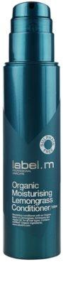 label.m Organic der nährende Conditioner für trockenes Haar 1