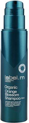 label.m Organic champô para cabelo fino 1