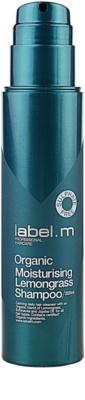 label.m Organic зволожуючий шампунь для сухого волосся 1