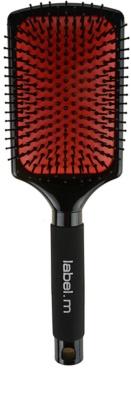 label.m Brush Paddle krtača za lase
