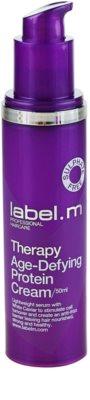 label.m Therapy  Age-Defying cuidado en crema sin aclarado para cabello 1