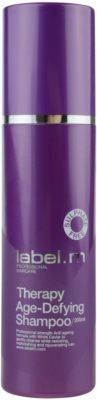 label.m Therapy  Age-Defying champô reforçador