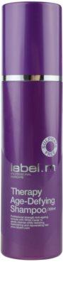 label.m Therapy  Age-Defying erősítő sampon