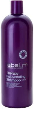 label.m Therapy  Rejuvenating омолоджуючий шампунь з чорною ікрою