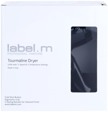 label.m Tourmaline Dryer сешоар 2