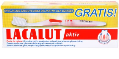 Lacalut Aktiv lote cosmético I. 2