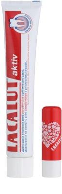 Lacalut Aktiv set cosmetice II.