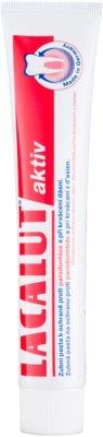 Lacalut Aktiv pasta de dientes para la piorrea