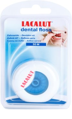 Lacalut Dental Floss конец за зъби