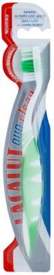 Lacalut Duo зубна щітка середньої жорсткості