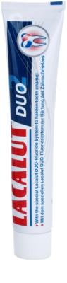 Lacalut Duo pasta do zębów wzmacniająca szkliwo