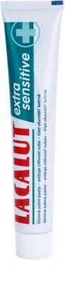 Lacalut Extra Sensitive Zahnpasta für empfindliche Zähne
