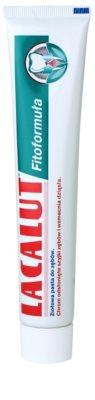 Lacalut Fitoformula dentífrico herbal para dentes sensíveis
