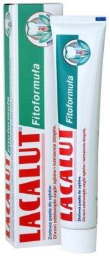 Lacalut Fitoformula Kräuterzahncreme für empfindliche Zähne 1