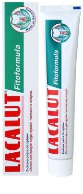 Lacalut Fitoformula pasta de dinti cu extract din plante pentru dinti sensibili 2