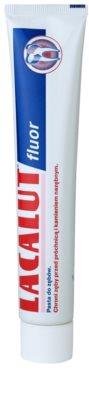 Lacalut Fluor fogkrém a fogzománc megerősítésére