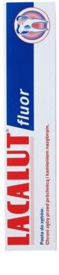 Lacalut Fluor Zahnpasta zur Stärkung des Zahnschmelzes 3