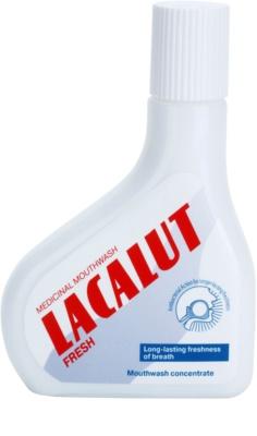 Lacalut Fresh koncentrovaná ústní voda pro svěží dech