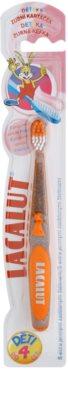 Lacalut Junior Zahnbürste für Kinder extra soft
