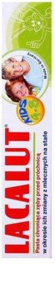 Lacalut Junior dentífrico para o período da passagem de dentes de leite a permanentes 3