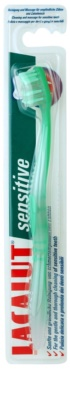 Lacalut Sensitive escova de dentes soft