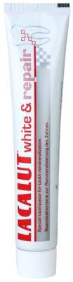 Lacalut White & Repair паста за зъби за възстановяване на зъбния емайл