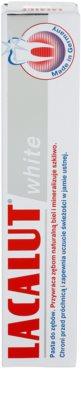 Lacalut White Zahnpasta mit bleichender Wirkung 2