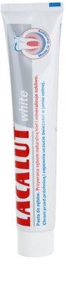 Lacalut White pasta de dientes con efecto blanqueador