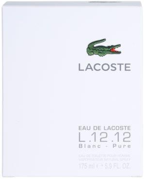 Lacoste Eau de Lacoste L.12.12. Blanc eau de toilette para hombre 4