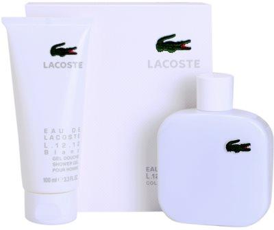 Lacoste Eau de Lacoste L.12.12. Blanc darilni set