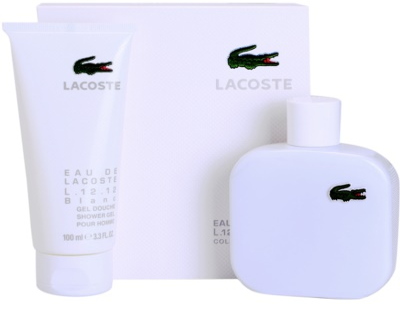 Lacoste Eau de Lacoste L.12.12. Blanc подарунковий набір