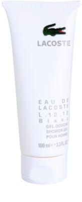 Lacoste Eau de Lacoste L.12.12. Blanc darilni set 2