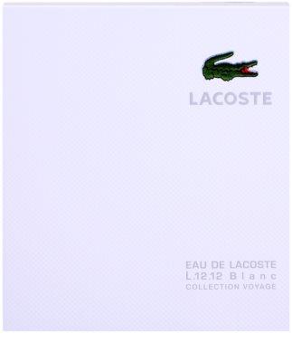 Lacoste Eau de Lacoste L.12.12. Blanc darilni set 4