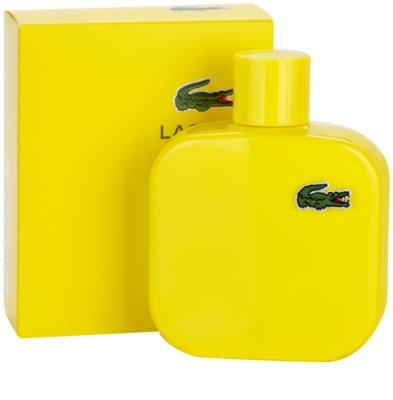 Lacoste Eau de Lacoste L.12.12. Jaune (Yellow) eau de toilette para hombre 1