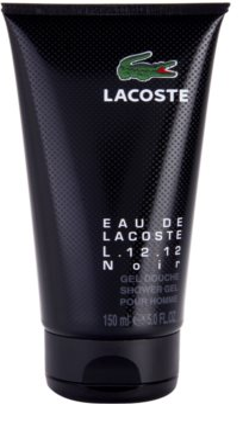 Lacoste Eau de Lacoste L.12.12. Noir Shower Gel for Men 1