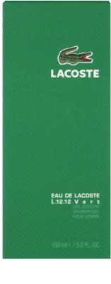 Lacoste Eau de Lacoste L.12.12. Verte gel za prhanje za moške 1
