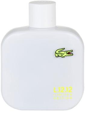 Lacoste Eau de Lacoste L.12.12. Blanc Neon Limited Edition 2014 toaletná voda pre mužov 2
